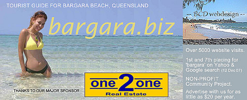 ... business directory and entertainment in Bargara Queensland Australia